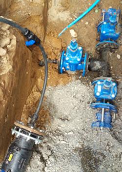Pipeline Pressure Testing Ses Water Water Management