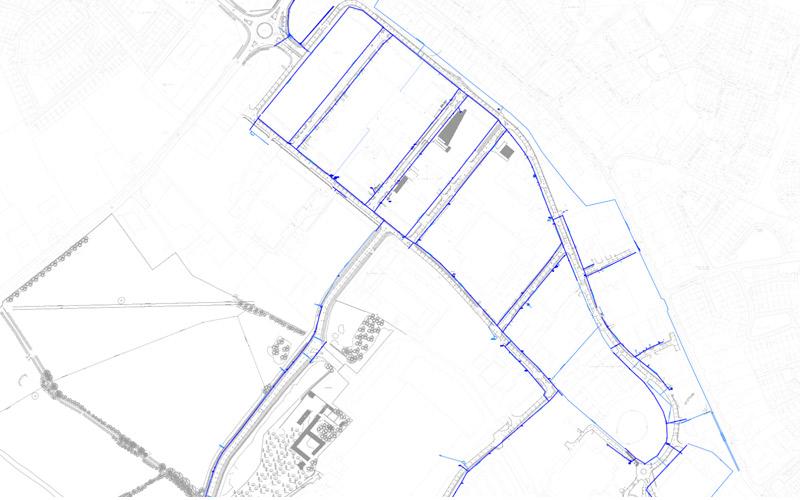 As-Built Drawings | SES Water | Water Management & Leak